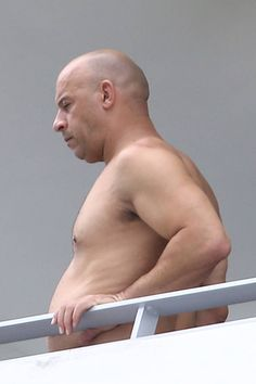 The Internet Is Freaking Out Over Vin Diesel's Dad Bod Vin Diesel, Love Dad, Body Shaming, Freak Out, Day For Night, Biceps, Comedy, Believe, Celebs