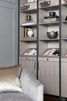 Built In Wall Units, Wall Unit Designs, Built Ins, Shelving, Bookcase, The Unit, Interiors, Home Decor, Shelves