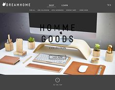 """Check out new work on my @Behance portfolio: """"Homme goods"""" http://be.net/gallery/34483847/Homme-goods"""