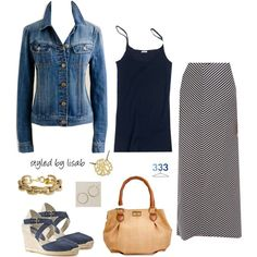 Project 333 Spring 2012, created by lisabfashion on Polyvore