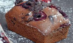 Čokoládové dortíky s malinami
