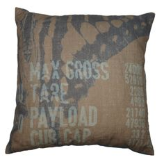 #Kudde Max #cushion #oddbirds