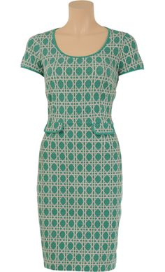 King Louie - Tulip dress pockets Bistro King Louie, Dress Skirt, Bodycon Dress, Tulip Dress, Pattern Drafting, Short Sleeve Dresses, Dresses For Work, Clothes For Women, My Style