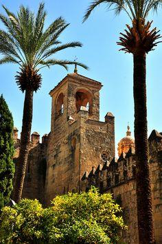 Torre del Homenaje [Alcázar de los Reyes Cristianos] by -Kaesar-, via Flickr