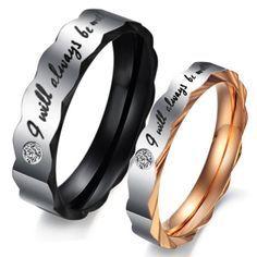 Titanium Wedding Rings, Silver Wedding Rings, Titanium Rings, Diamond Wedding Bands, Silver Rings, Sapphire Wedding, 925 Silver, Matching Promise Rings, Matching Couple Rings
