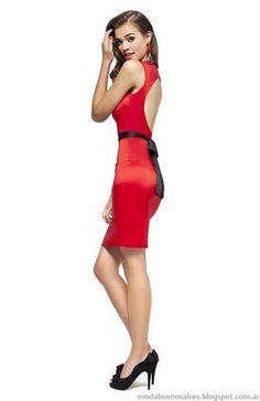 Las Oreiro 2013 vestidos 2013 moda argentina.
