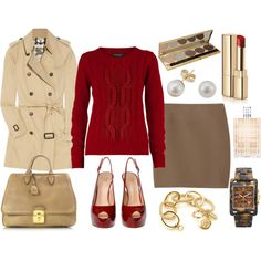 """""""classy"""" by noeliamc on Polyvore"""