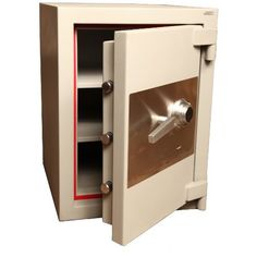 """SoCal Safe SC - 2417 Mini Vault with Combo Spin Lock by SOCAL SAFE. $1259.99. SoCalSafe SC - 2417 Mini Vault protects papers and valuables from theft and fire! High-density composite door and body for top-tier security and one-hour fire protection. A 2"""" door slab, composite body, dual-locking function with bolt control and a unique pry-resistant anchoring system offers superior anti-theft protection. It's high-level security for home or business, offered here with e..."""