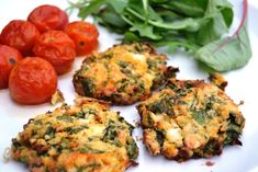 Spinach and Chickpea VeggieBurgers - Healthy, Tasty & Easy Recipes on a Budget - Gourmet Mum