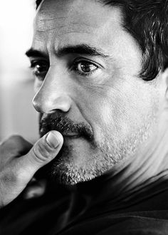 Robert Downey Jr. Love him.