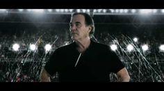 """¡Más segundos, más emoción!  Te mostramos en exclusiva la versión completa de """"Fútbol espectáculo"""", nuestro comercial para DIRECTV. Nuevas tomas, jugadas más extensas y la mirada única de su director: Oliver Stone."""