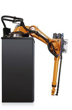 KUKA Industrial Robots - Plastics