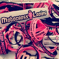Best Bracelet 2017/ 2018 : Motocross Ladies. Www.motocrossladi best bracelets out there !!! everyone