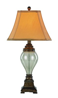 Trans Globe Lighting RTL-8787 Traditional Lamps 1 Light Table Lamp - 2 Pack