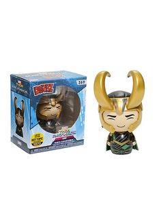 Funko Marvel Thor: Ragnarok Dorbz Loki Vinyl Figure Hot Topic Exclusive,
