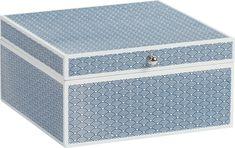 Pojemnik Mar - Pudła i organizery - [M] - Wnętrza VOX Decorative Boxes, Organization, Home Decor, Getting Organized, Organisation, Decoration Home, Room Decor, Tejidos, Home Interior Design