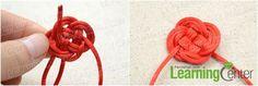 make a triple Josephine knot
