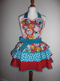 50s apron - desperate housewives