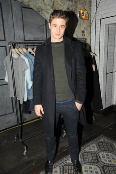 Max Irons Photos: Current/Elliott Loved And Found