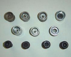 Variety Of Mcgard Lug Nut Wheel Locks Part Number 4664000