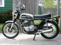 Honda CB - 200