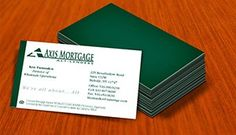 The post Business Cards appeared first on HFB Advertising Agency.