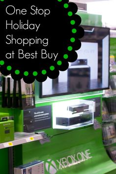 Find All the Cool Gifts for Your Holiday Shopping at Best Buy #OneBuyForAll #SHOP #CBIAS
