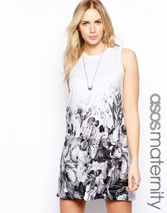 Floral Print Maternity Dress from @ASOS.com