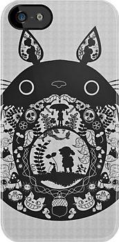 Totoro by Shaojie Wang