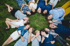 Olympia Washington Family Photographer | Cousins | Candid Photography | Laughing Photography | Kylee Ann Photography