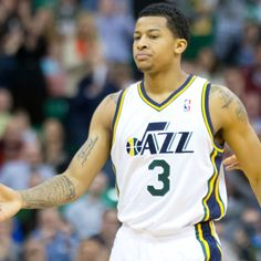 My boy Trey Burke earned 1st team all rookie honors for the 2013-14 season.