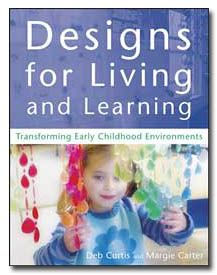 Are your dreams for your classroom greater than rating scales, regulations, and room arrangements? Designs for Living and Learning will inspire you to create magical environments that nurture children, families, and staff and support learning.