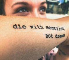 50 stunning and inspirational quote tattoos you& 50 atemberaubende und inspirierende Zitat-Tattoos, die Sie jedes Mal motivieren, … – Best Tattoos 50 stunning and inspiring quote tattoos to motivate you every time - Motivational Tattoos, Inspiring Quote Tattoos, Good Tattoo Quotes, Inspirational Quotes, Tattoo Sayings, Phrase Tattoos, Tattoo Quotes For Women, Hip Quote Tattoos, Good Tattoo Ideas