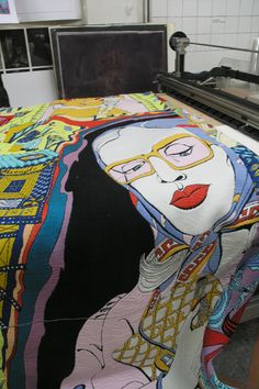 Tapestry by Grayson Perry Art Design, Grayson Perry Tapestry, Artist At Work, Arty, China Art, Illustration Art, Textile Art, Feminist Art, Prints
