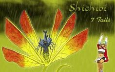 Image result for naruto 7 tailed beast