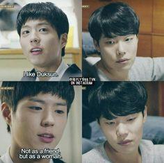 Nooooooooooo #reply1988 #taek #junghwan #koreandrama #ryujoonyul #parkbogum