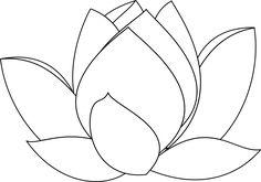 Lotusline image - vector clip art online, royalty free & public domain