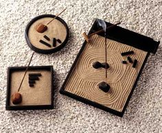 Giardino zen da tavolo 7