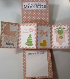 I'm on a Pop and twist kick! This is my second card today using this unique fold mechanism. I ended up using 4 different stamp sets to com...