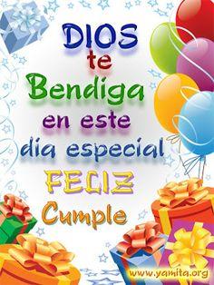 birthday quotes in spanish Happy Birthday In Spanish, Happy Birthday Pictures, Happy Birthday Messages, Birthday Greetings, Happy Birthday Celebration, Happy Birthday Quotes, Birthday Gifs, Funny Birthday, Happy B Day