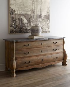 Concetta Three-Drawer Chest
