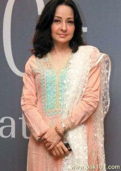 Zeba Bakhtiar in Salwar