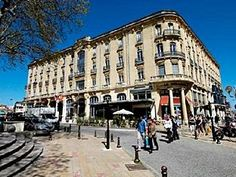 Carcassonne Le Terminus Carcassonne France, Europe The 4-star Le Terminus Carcassonne offers comfort and convenience whether you're on business or holiday in Carcassonne. The hotel has everything you need for a comfortable stay. Free Wi-Fi in all rooms, 24-hour front desk, express check-in/check-out, luggage storage, Wi-Fi in public areas are there for guest's enjoyment. Some of the well-appointed guestrooms feature carpeting, towels, television LCD/plasma screen, mirror, inte...