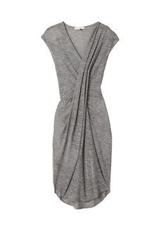 rebecca taylor draped dress