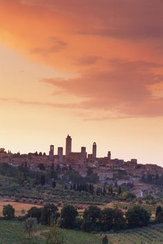 San Gimignano - Italy One of my favorite places.