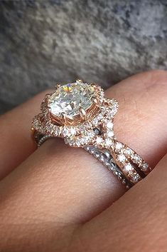 Green And White Combo Engagement CZ Ring Made In 925 Sterling Silver10kt Gold14kt Gold For Christmas
