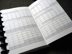 4 Years, Bujo, Planners, Bullet Journal, Address Books