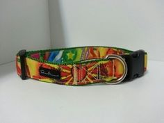 """Image of """"Steal Your Heart"""" dog collar by Dean Russo"""