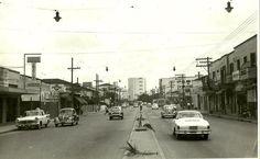A avenida Santo Amaro
