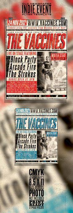 768 best Best Concert Flyer Templates images on Pinterest Concert